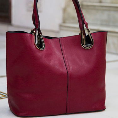 Arisha Maroon Handbag -LB 408