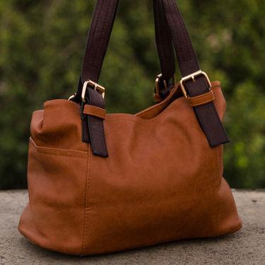 Arisha Brown Handbag -LB 416