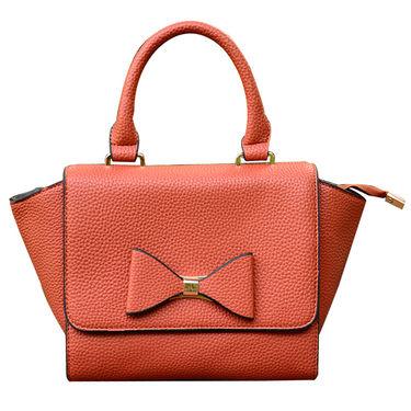 Sai Arisha PU Brown Handbag -LB675