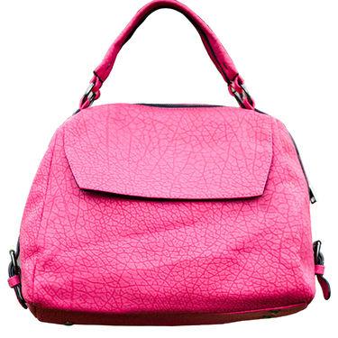 Sai Arisha PU Pink Handbag -LB685