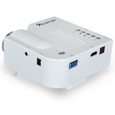 Branded Advanced LED Cinema Projector with HDMI Port