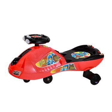 Kids Magic Swing Car  Black