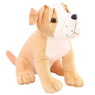 Cute Pug 50 cm Stuff Toy - Brown