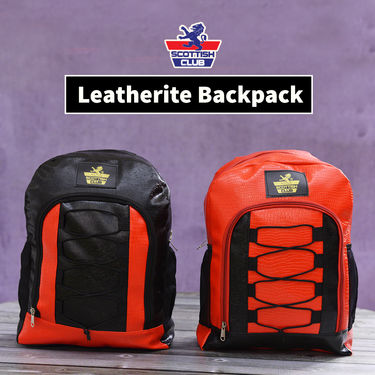 Leatherite Backpack