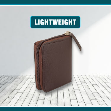 Leatherite Secure Wallet
