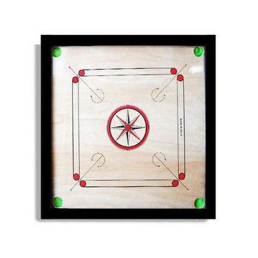 Liana Carrom Board (26 x 26 Inch)