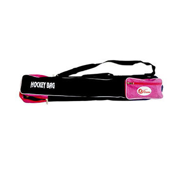 Liana Hockey Stick Bag - Pink & Black