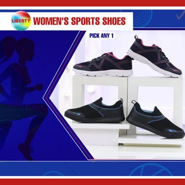 Liberty Women's Sports Shoes - Pick Any 1 (WS1)