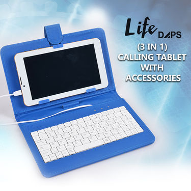 LifeDaps 3G Calling Tablet with Keyboard