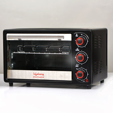Buy Lifelong Oven Toaster Grill Online At Best Price In