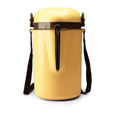 Milton Lunch Box Meal Mate - 4-Yellow FG-THF-FTT-0047