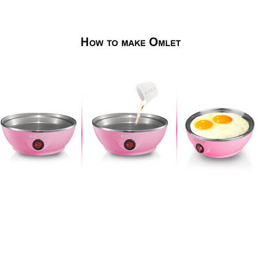 Kawachi Mini Electric Egg Cooker Egg Boiler