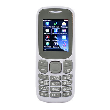 Dual SIM Phone with Audio & Video Player + Camera