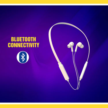 Magnetic Bluetooth Earphones with Neckband