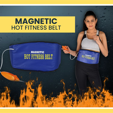 Magnetic Hot Fitness Belt