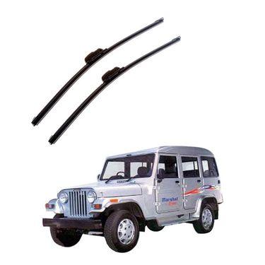 Autofurnish Frameless Wiper Blades for Mahindra Marshal (D)12