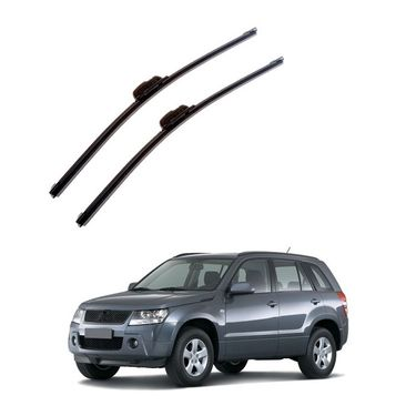 Autofurnish Frameless Wiper Blades for Maruti Vitara (D)19