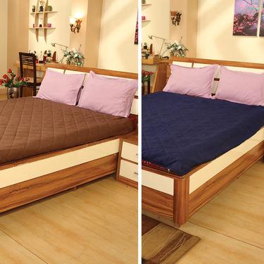 Mattress Protector + 2 Pillow Protector