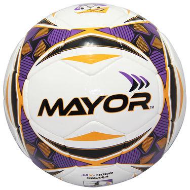 Mayor Sigma Yellow & Purple - 5