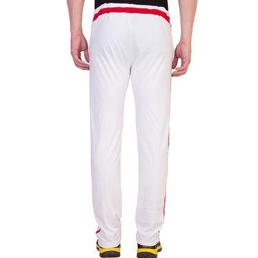 American Elm Men Cotton Lowers_Md092 - White