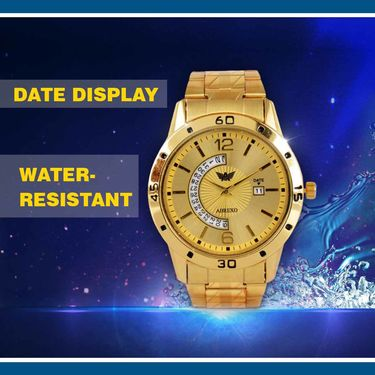 Men's Gold Watch (MGW4)