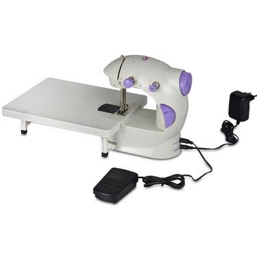 Silai Machine with Thread Set & Tray