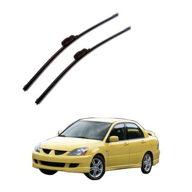 Autofurnish Frameless Wiper Blades for Mitsubishi Lancer Cedia (D)21