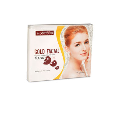 Instant Gold Collagen Facial Mask