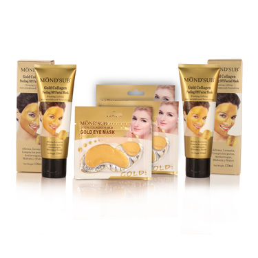 MondSub Paris Gold Collagen Peel Off Facial Mask