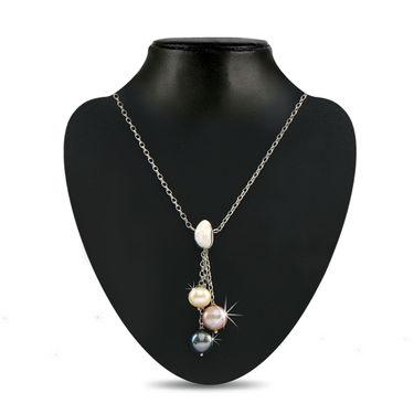 Moondrop Pearl Necklace