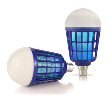Easy Homz Mosquito Killing LED Bulb - Pack of 2