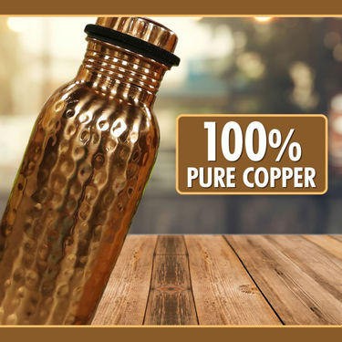 Mr. Copper Buy 1 Get 1 Copper Bottle