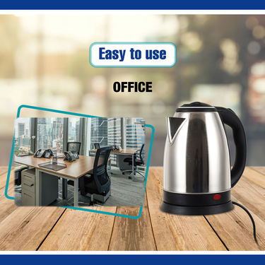 Multi Purpose Electric Kettle 2 Ltr