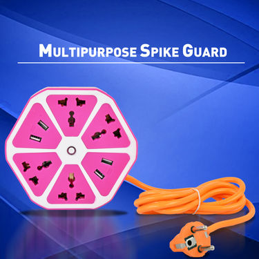 Multipurpose Spike Guard