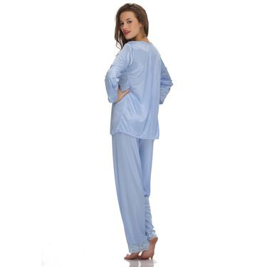 Set Of 14 Pcs Clovia Nightwear, Bra & Brief Set -NSC301C99