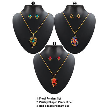 Naina Pack of 7 Printed Kota Doria Sarees by Pakhi (7K6) with 7 Free Jewellery