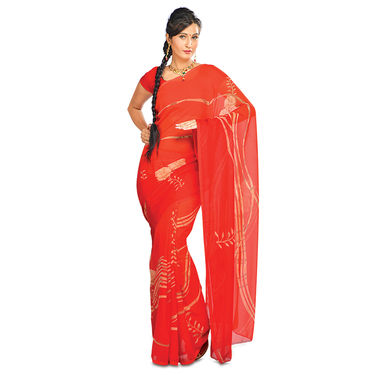 Naveli Collection of 9 Georgette Sarees by Pakhi (9G1)