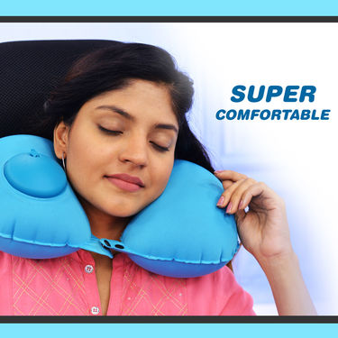 Neck Pain And Sleeping Comfort Pillow