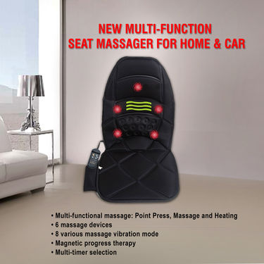 New Multi-Function Seat Massager for Home & Car