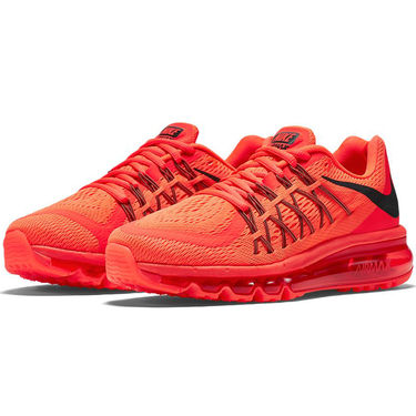 Nike Mesh Red Sports Shoes -osn02