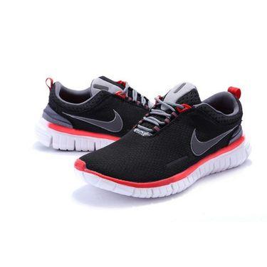 Nike Mesh Black Sports Shoes -os05