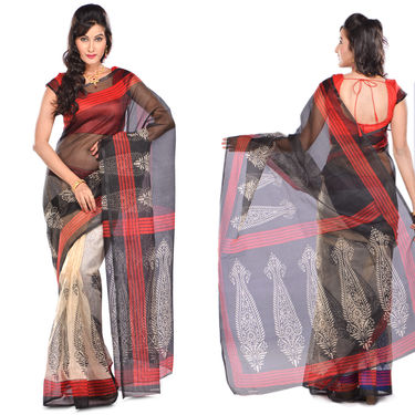 Nisha Set of 7 Kota Doria Sarees by Pakhi (7K5)