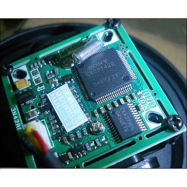 NPC 420 Tvl Dome Security CCTV Camera (Sony)