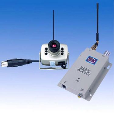 NPC Mini Wireless Security CCTV Camera