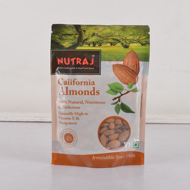 Nutraj Pack of 2 California Almonds
