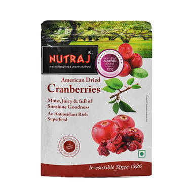 Nutraj Pack of 4 Berries & Dried Fruits Combo_Upsell