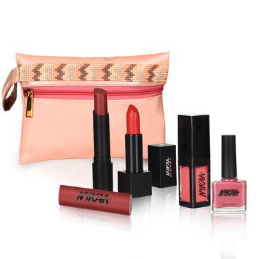 Nykaa - Reds & Pinks