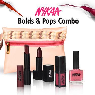 Nykaa - Bolds & Pops