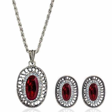 Combo of 8 Oleva Jewellery Set