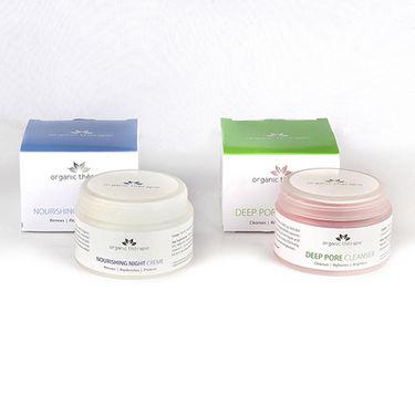 Organic Therapie Skin Brightening Combo (50g) OTC18